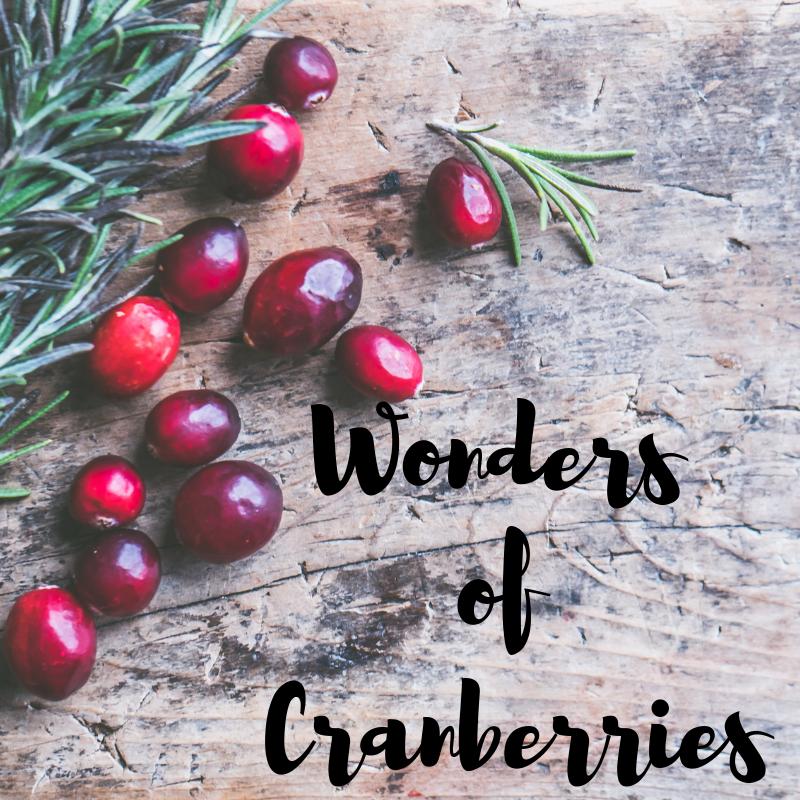 Wonders of Cranberries!